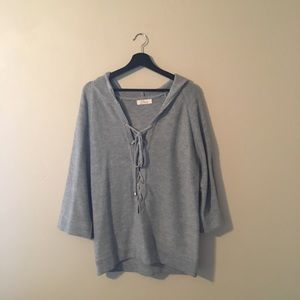 Boutique hooded sweater